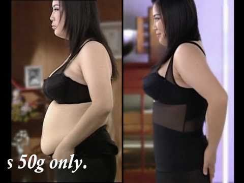 Magic slim slimming body shaper Girdle + Garment Technology Inplant 瘦身衣 Magic Global Singapore