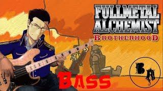 FMAB Bass Cover | SID - Uso (Bard's Apprentice)