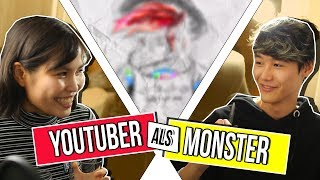 JULIEN BAM als WERWOLF! | feat. Pocket Hazel