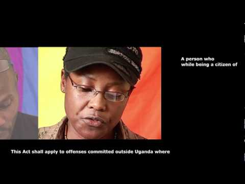 Uganda : 5 LGBTI defenders' views on the anti-homosexuality bill