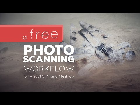 3D Scan to Final Render Workflow by Ten 24   With Download file
