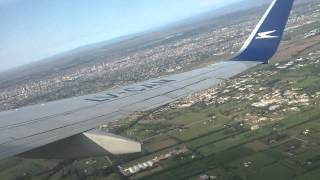 Despegue en Córdoba 737-700 LV-CAM