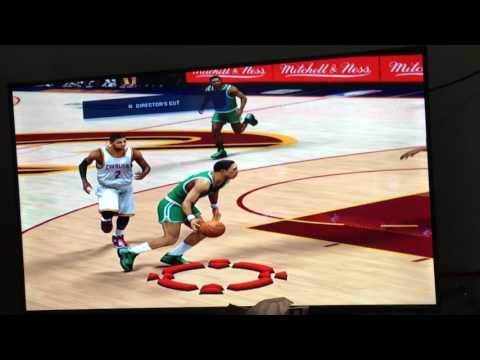 Kyrie Irving Ankle Breaking Larry