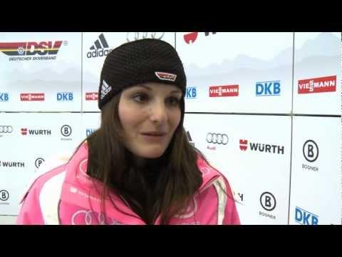 Alpin: Interview mit Christina Geiger (30.10.2012)