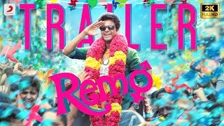 Download Remo Official Tamil Trailer  | Sivakarthikeyan, Keerthi Suresh | Anirudh Ravichander 3Gp Mp4