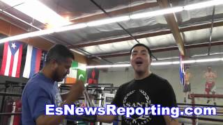 brandon rios you wont believe the music he loves - EsNews Boxing