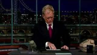 The Wenatchee World on Letterman