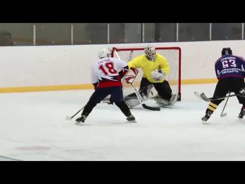 Хоккей Метеор  КС Голы 20 апреля 2017