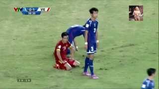 VietNam vs Chinese Taipei 2 -1 [All Goals & Highlight] - 2018 FIFA WORLD CUP - Asia Qualifier