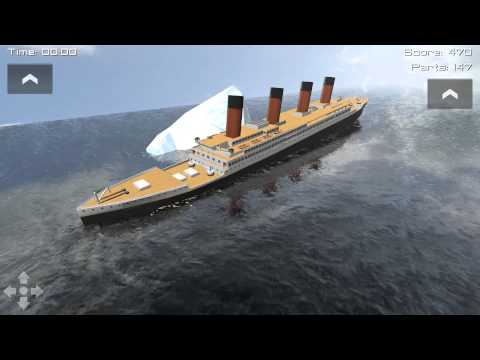 RMS Titanic Explorer and Sinking