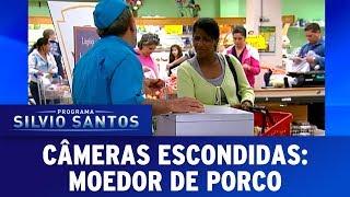 Moedor de Porco | Câmeras Escondidas (26/11/17)