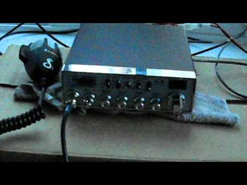 CB Radio Home Base Setup Part 1