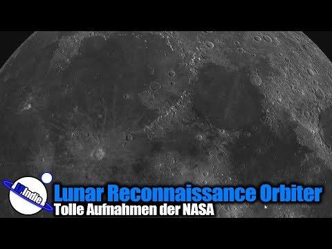 NASA: Tolle Aufnahmen des Mondes - Lunar Reconnaissance Orbiter