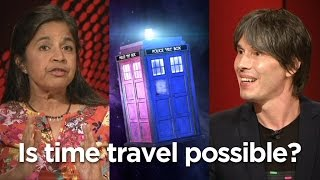 Is time travel actually possible?