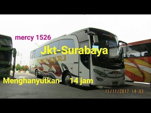 Download Lagu Rekor√Jakarta-Surabaya 14 jam,TripRepot Po.Akas Asri,mercy 1526 MP3 Free