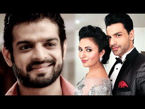 Karan Patel aka Raman Congratulates DiVek | Divyanka Tripathi & Vivek Dahiya's Grand Reception Party