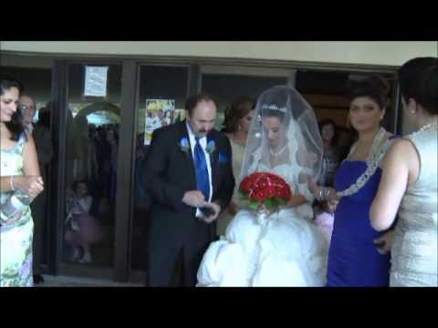 Albanian Wedding: Joseph & Adelina Nikollaj 9-22-12 pt.3