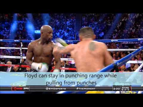 Floyd Mayweather Jr. vs Marcos Maidana - Round 10 - Film Study