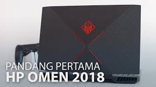 HP Omen 15 (2018) - Laptop Gaming Terbaru Daripada HP