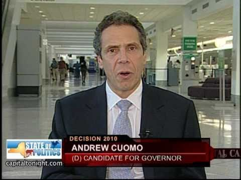 Andrew Cuomo on Sheldon Silver (9/28/2010)