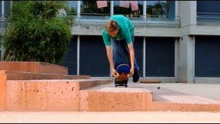 10 Absolutely Insane Skateboarding Tricks!