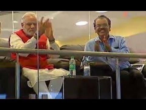 PM Narendra Modi congratulates ISRO scientists