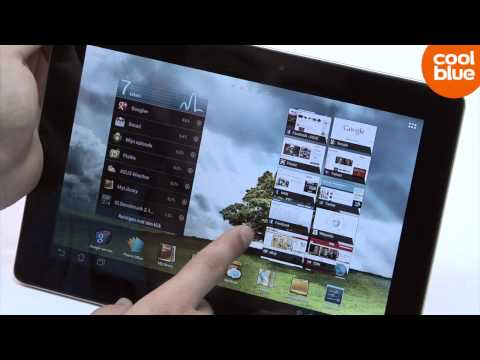 Asus Transformer Pad TF300T review en unboxing (NL/BE)
