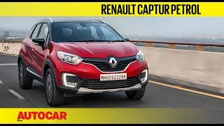 Renault Captur Petrol | First Drive Review | Autocar India