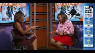 FOX 45: First Date Etiquette with Dating and Relationship Coach Annie White