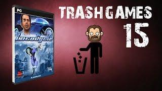 Trashgames #015 - Schraubenschlüssel in den Rüssel [deutsch] [FullHD]