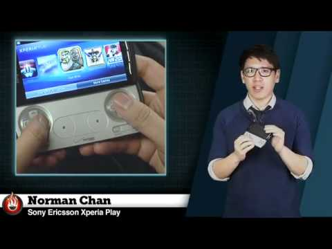 Tested Reviews the Xperia Play