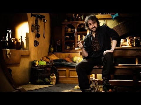 Peter Jackson interviewed by Simon Mayo