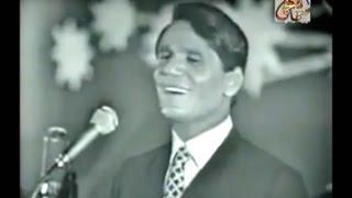 اجمل اغنية من عبد الحليم حافظ - زي الهوى - حفلة رائعة كاملة  ❤*♫♫*❤ Abdel Halim - Zay El Hawa