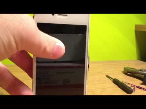 How to Remove Stuck Sim Card from iPhone 4/4S