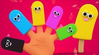 Finger Family Songs | Nursery Rhymes For Children And Kids Song