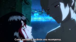 Blood-C [The Last Dark] - La Muerte de Fumito.