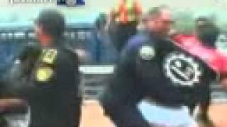 Pelea Monu vs Rebel (30-30 vs choko)