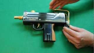 MAC-10 Ingram M10A1 pistol Desktop Review - Part 1