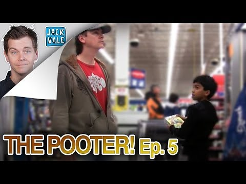 The Pooter Volume 5 FARTING IN PUBLIC!
