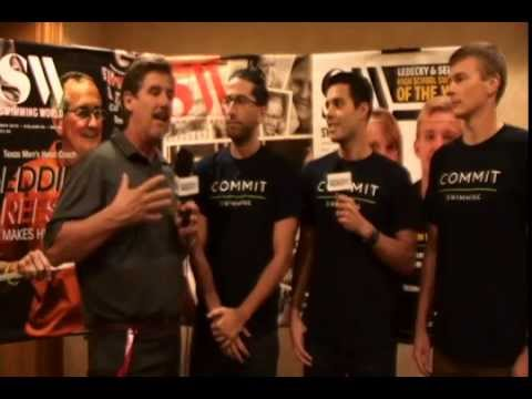 Interview with Commit Swimming