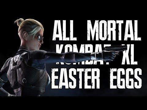 All Mortal Kombat XL Easter Eggs, Secrets & References
