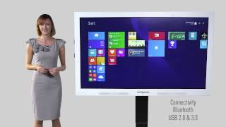 Hitachi 65 Interactive Screen with PC