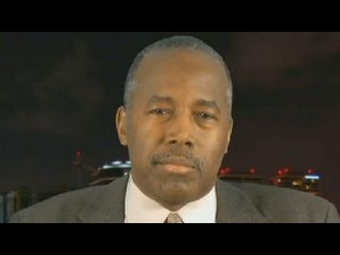 Ben Carson on Trump's plan for African-American communities