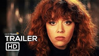 RUSSIAN DOLL Official Trailer (2019) Amy Poehler, Netflix Series HD