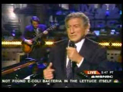 Tony Bennett - Cold Cold Heart