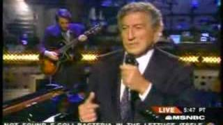 Watch Tony Bennett Cold Cold Heart video