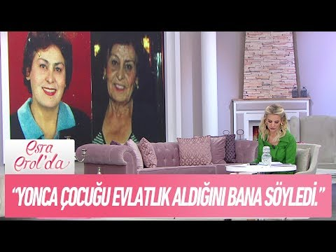 Yonca Uçak'ı tanıdığını iddia eden Yıldız Şahin telefonda - Esra Erol'da 6 Aralık 2017