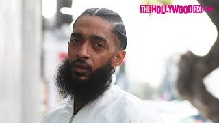Nipsey Hussle Speaks On The R. Kelly Scandal & Proposing To Lauren London While Grabbing Coffee