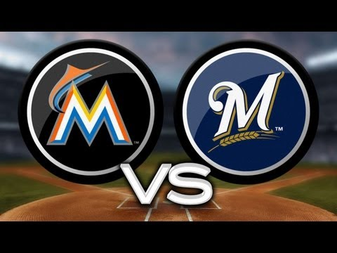 7/20/13: Lucroy goes 4-for-4 as Brewers blank Marlins