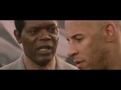xxx(triple x) 2002 film scene, vin diesel - kiss my ass scarface